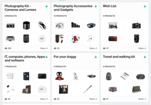 Kit – a community to discover, discuss and get interesting products