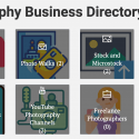 Photography Business Directory  - Launched 8