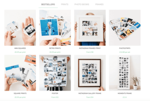 Inkifi – beautiful prints from Instagram