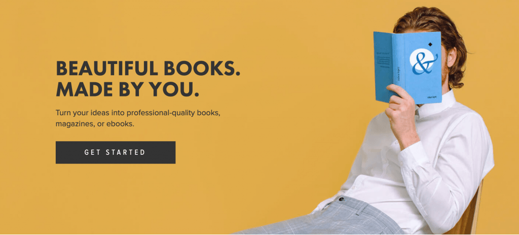 Blurb – Self-publishing and Marketing Platform