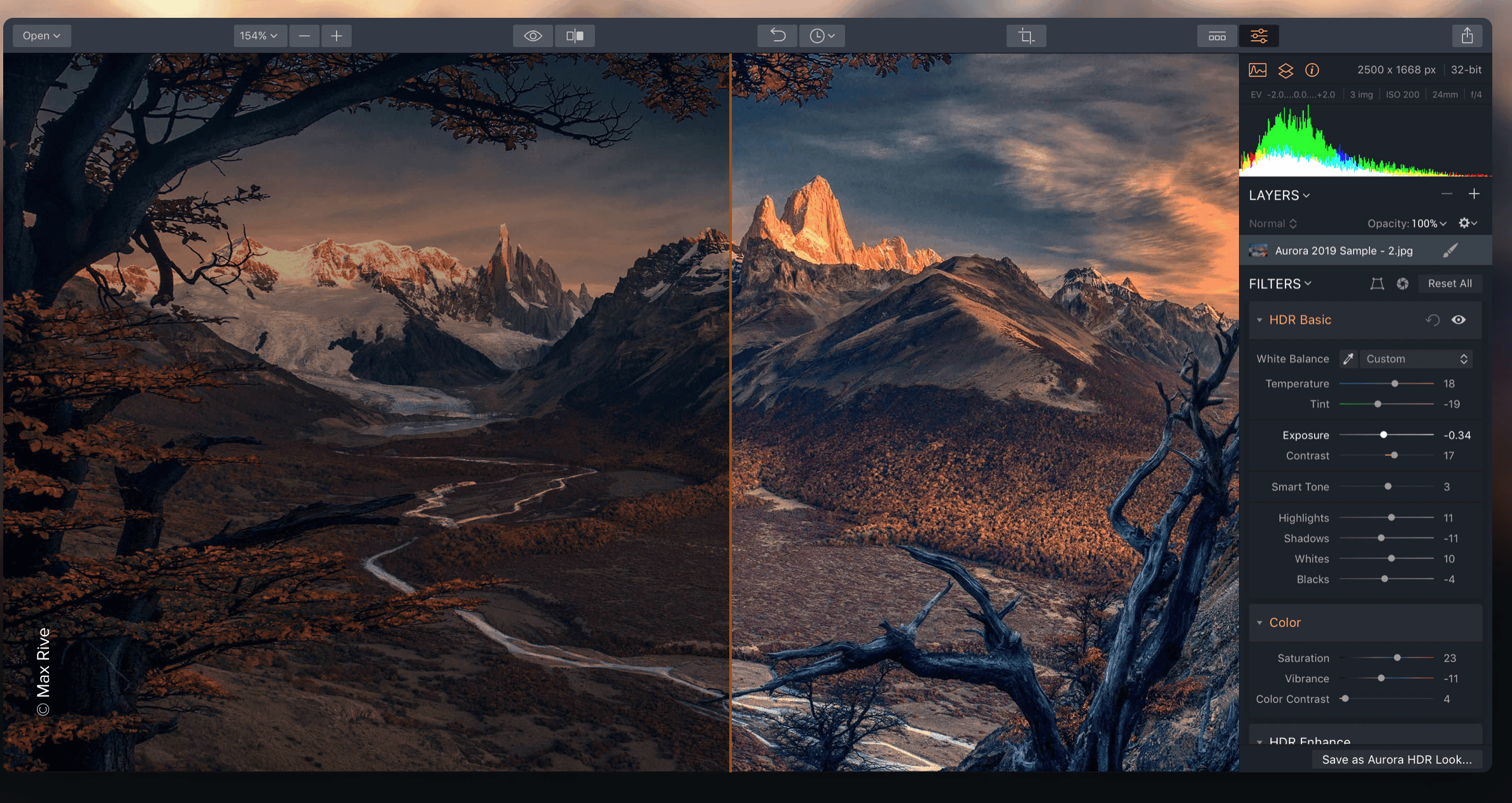 Aurora HDR – The world's most  advanced HDR  photo editor