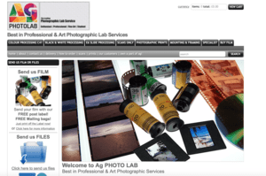 AG Photo Lab