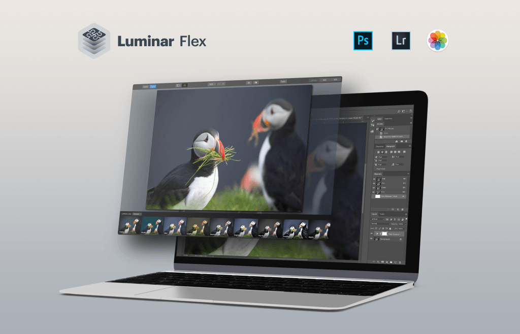 Luminar  – Cutting-edge photo editor & organizer for Mac & PC