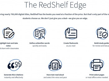 Redshelf – Digital Photography Textbooks