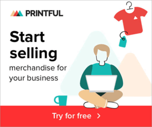 Printful – Create and sell custom products online