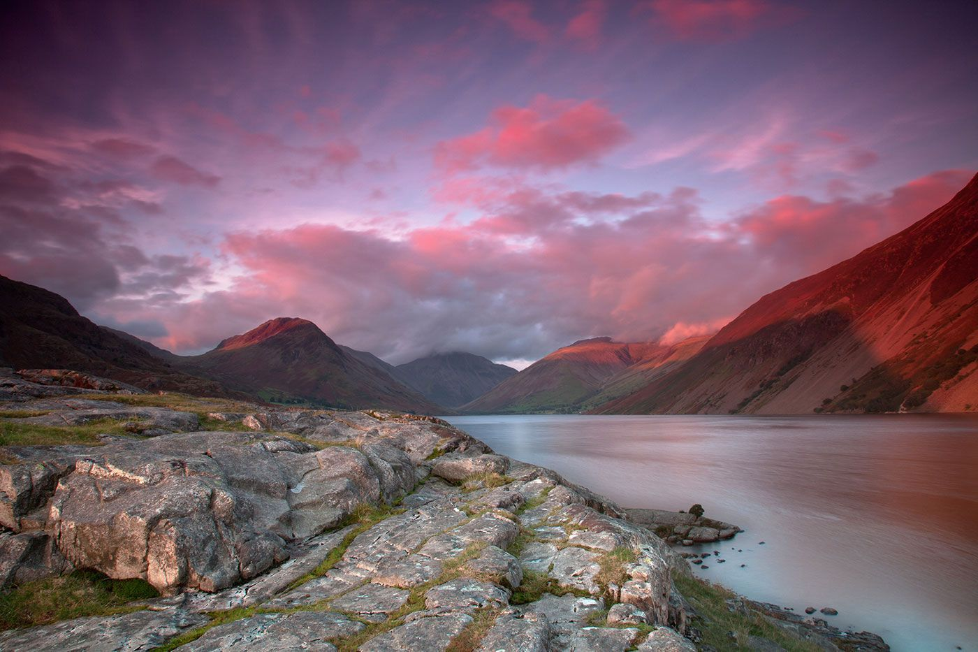 Wast Water Photography