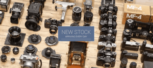 West Yorkshire Cameras – Film & Vintage Camera Specialists