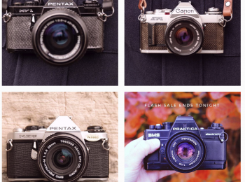 FILTR  – Film Cameras and More