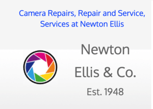 Newton Ellis & Co – Nationwide Camera and Lens Repair Service