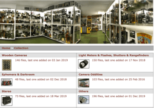 Cameras Downunder – One Of Australias Largest Camera Collections