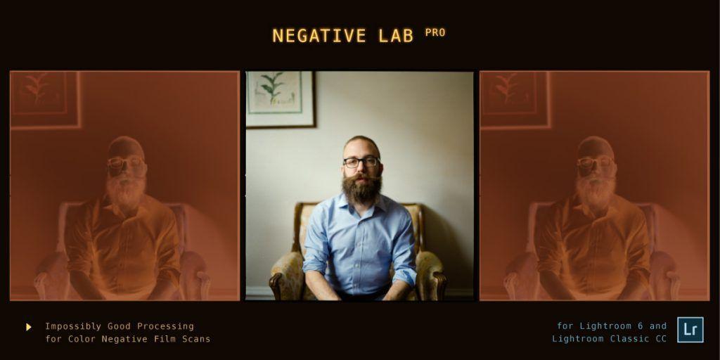 Negative Lab Pro