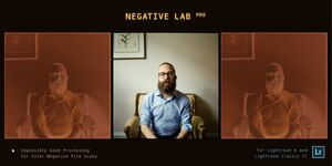 Negative Lab Pro – Negative Conversions Right into Lightroom