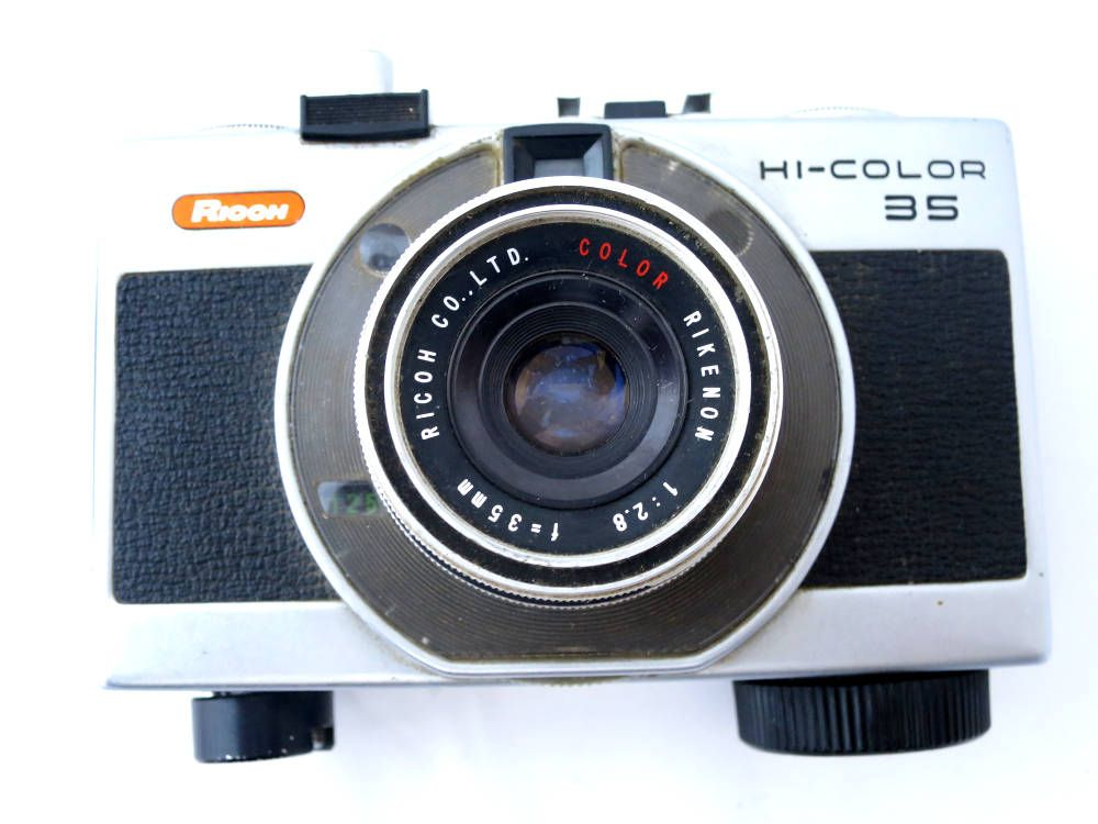 Ricoh hi-color