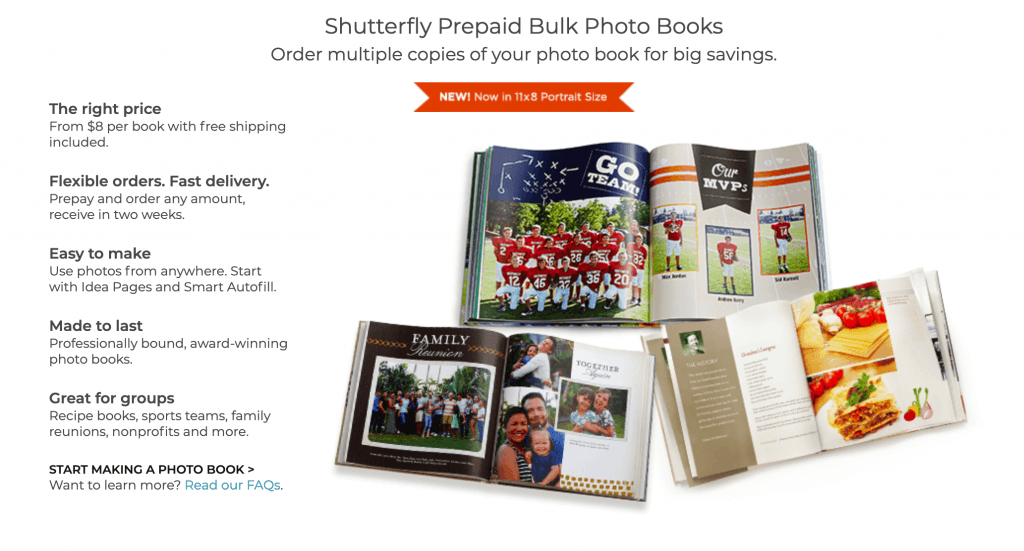 Shutterfly – Photobooks, Wall Art, etc