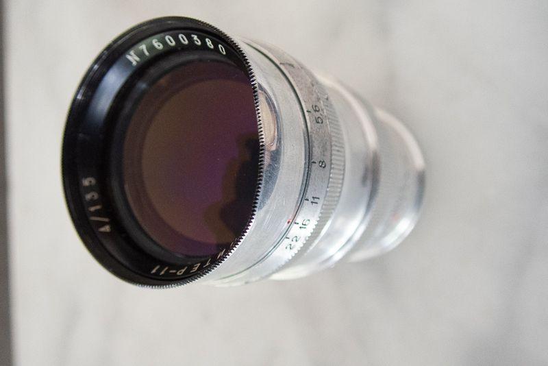 Jupiter 11 lens