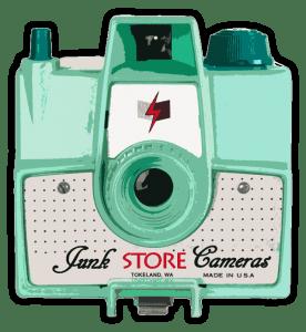Junk Store Cameras