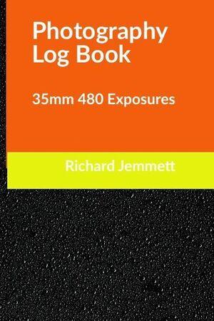 Photography Log Book 480
