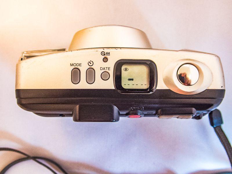 Fujifilm Zoom Date 145, 35mm