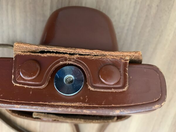 Two Part Leather Case for Yashica 35W