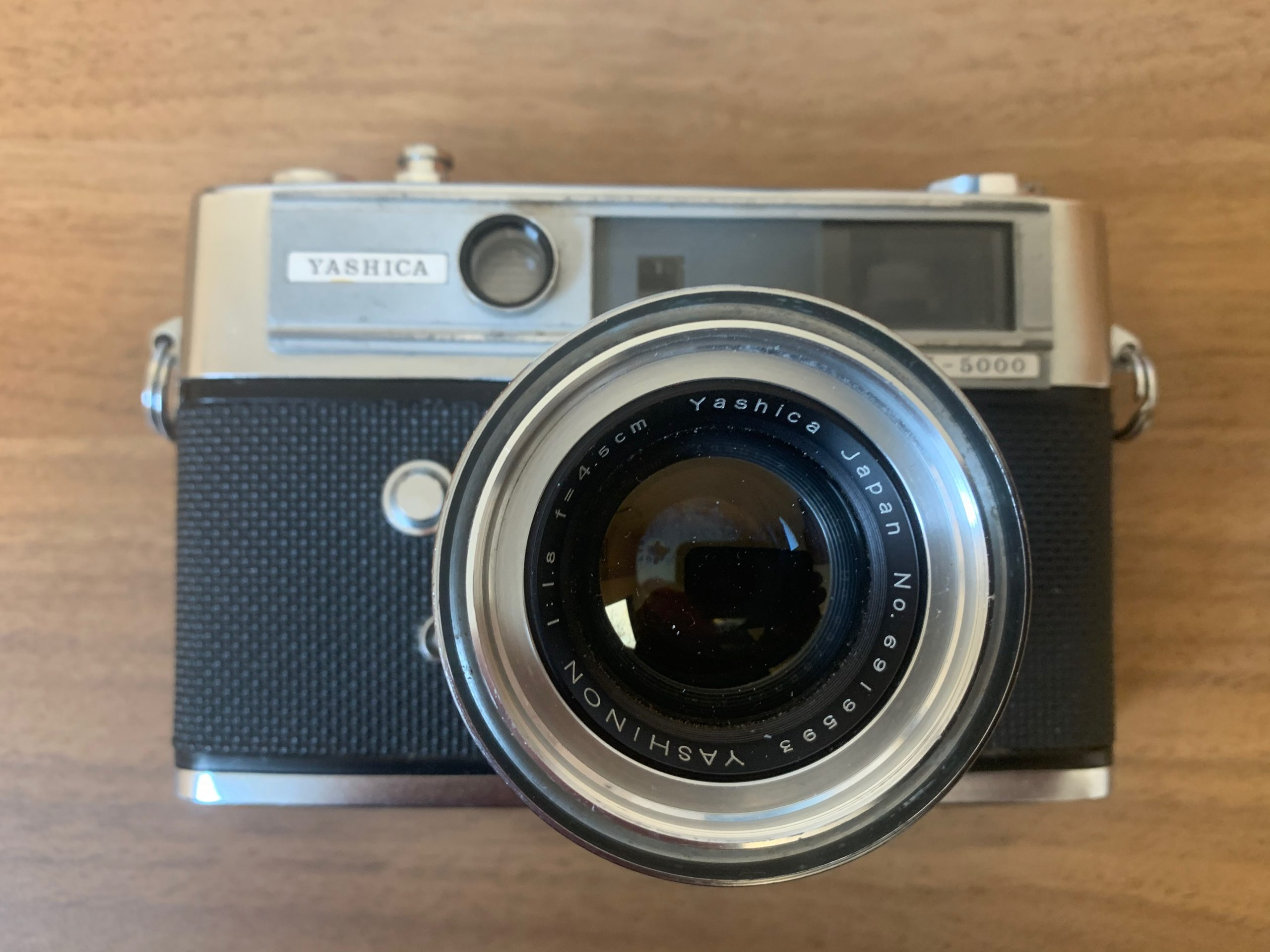 Yashica Lynx 5000 – Spares or Repair
